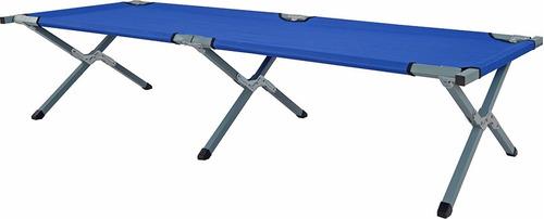 Catre cama 1 plaza reforzado plegable soporta hasta 120 kg for Cama plegable 1 plaza precio