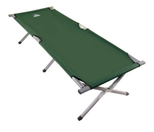 catre cama camping plegable aluminio