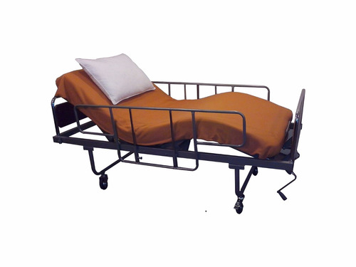 catre clinico con barandas nuevos camas clinicas
