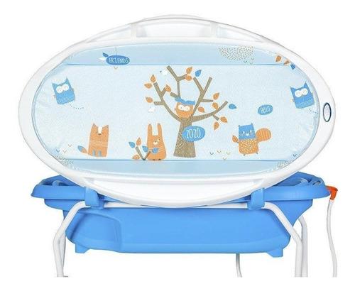 catre de baño y cambiador bebesit olimpia bañito bebé