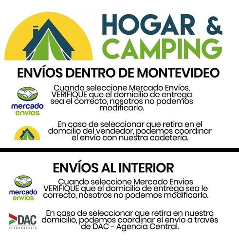 catre plegable reforzado con bolso hogar y camping