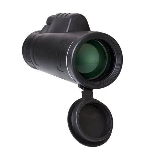 caucho 1km 40 x 60 telescopio monocular óptico kit para caza