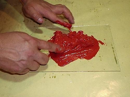 caucho de silicon para moldes facil de usar sin mezclas