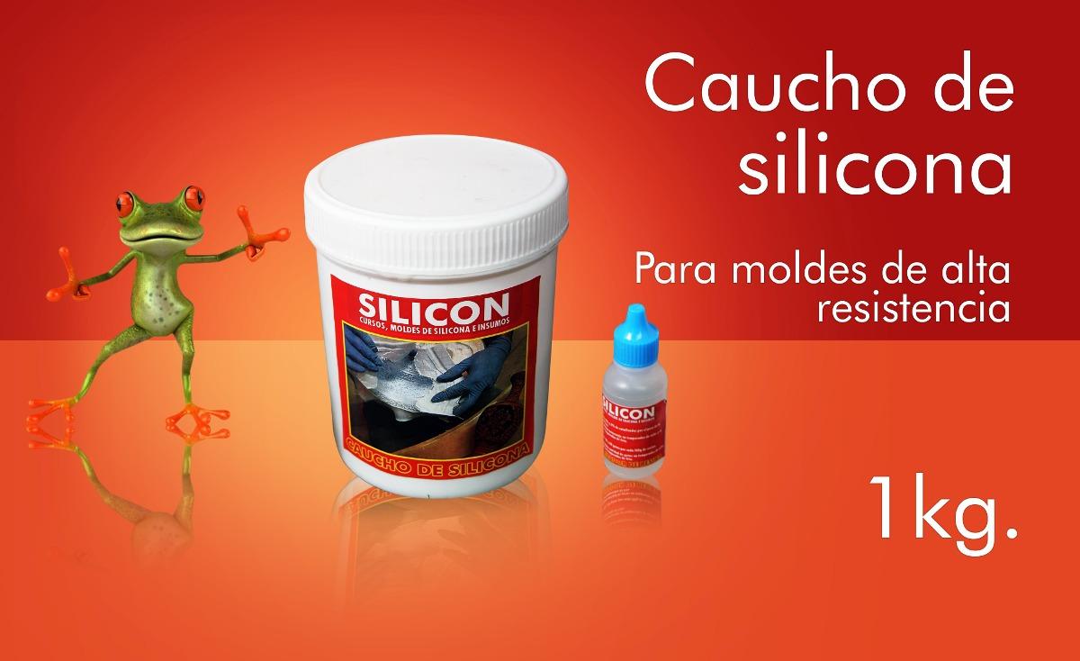 caucho de silicona para moldes y resinas s 40 00 en ForCaucho De Silicona
