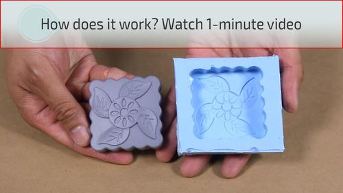 caucho silicona mold liquido moldes x500g molduras yeso 3d
