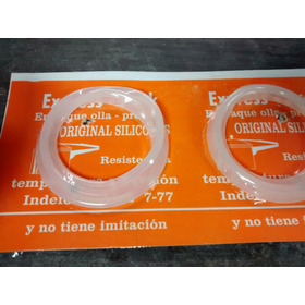 Caucho Unversal 4 Y 6 Litros Siliconado - Olla Universal