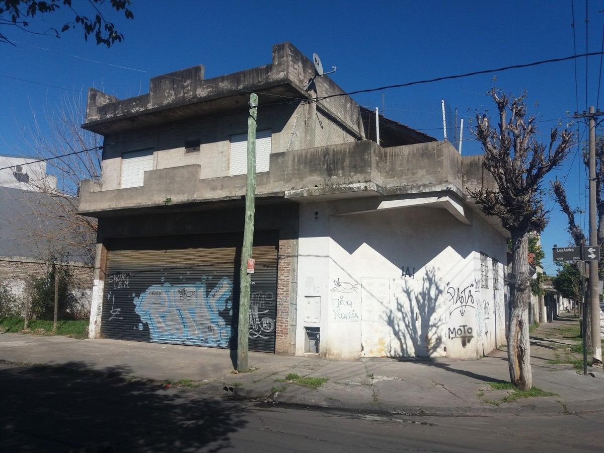 caupolicán 4810, esquina los andes, isidro casanova