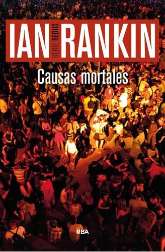 causas mortales / ian rankin (envíos)