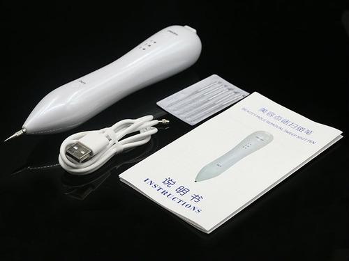 cauterizador removedor de verrugas, lunares recargable tiend