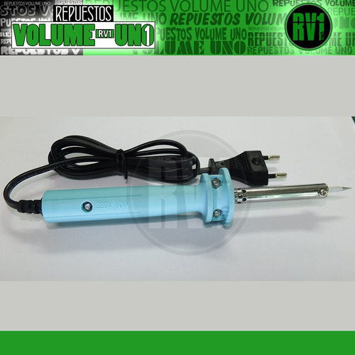 cautin soldador soldadura anti-corrosion 30w baku - bk 458