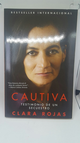 cautiva - libro novela