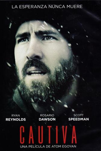 cautiva the captive ryan reynolds pelicula dvd