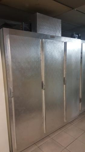 cava bandejera 3 puertas para 54 bandejas conservacion