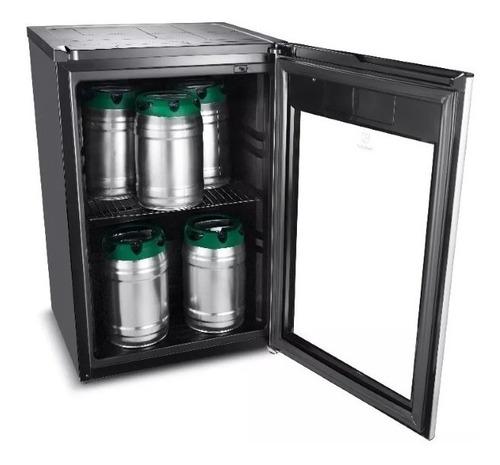 cava cervecera electrolux 100 litros ercq10t5iqb