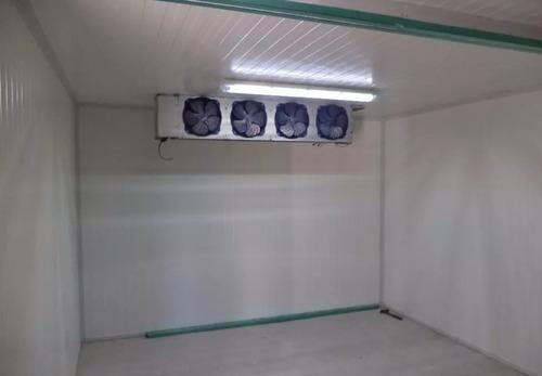 cava cuarto a medida 3.00 x 3.00 x 2.40 pvc fibra de vidrio