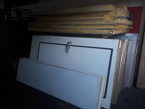 cava cuarto de 180x180x240 en fibra blanca