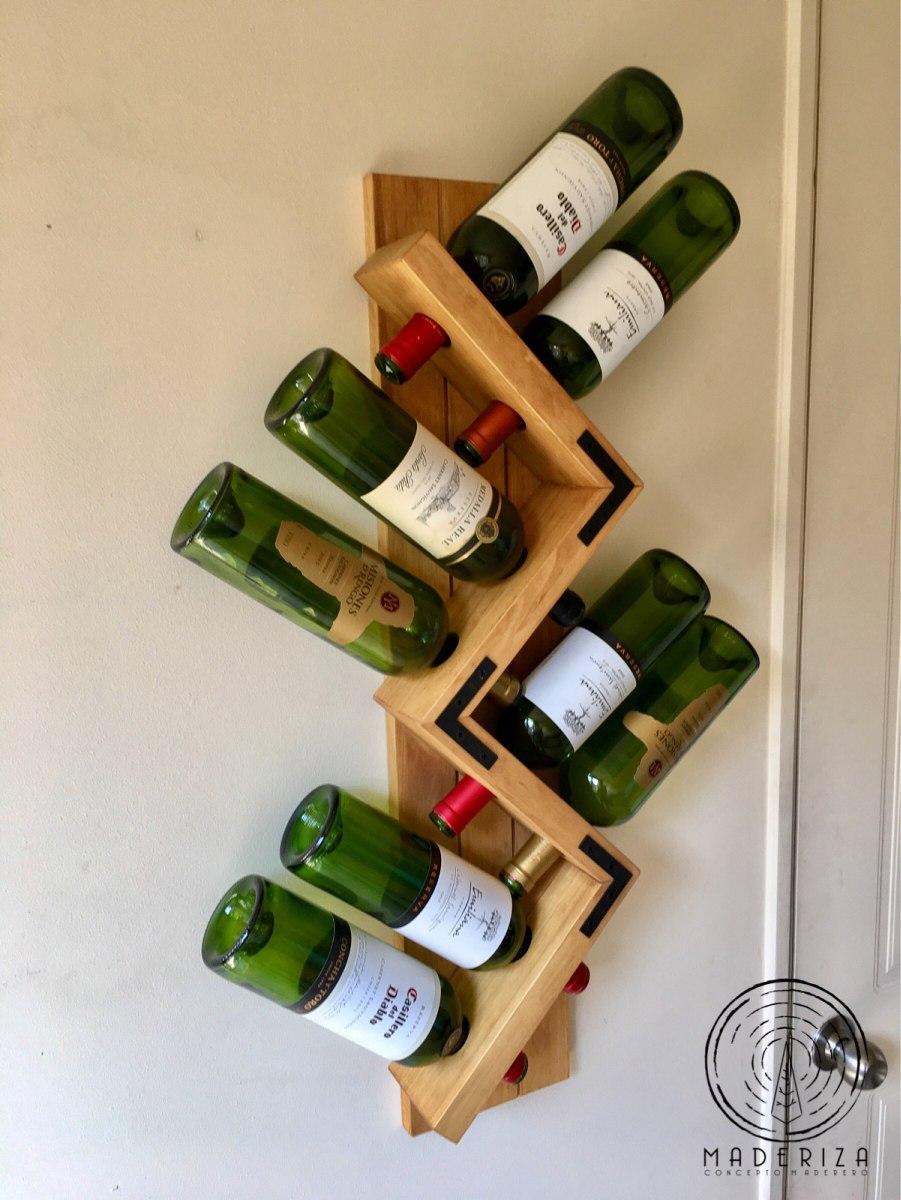 Cava de madera para vinos botellero en - Botellero de madera para vino ...