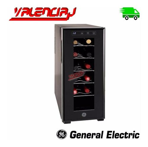 cava de vinos 12 botellas general electric gw12xdbb regulado
