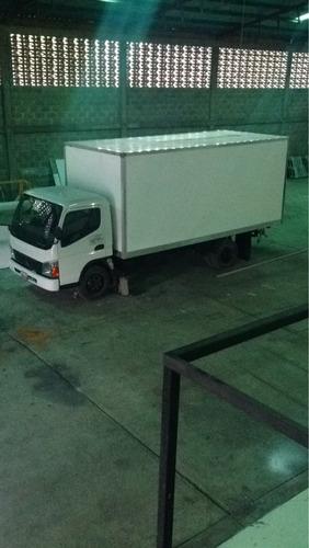 cava en fibra para camiones