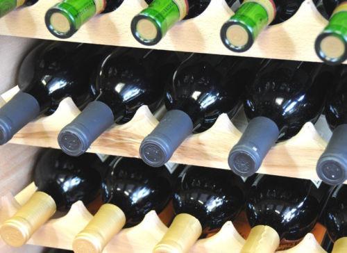 Cava Modular Para Guardar Botella De Vino. Modelo Cm-8 - $ 9.000 en ...