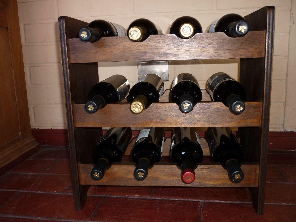 Cava para guardar botellas de vino capacidad 12 botellas for Mueble para botellas