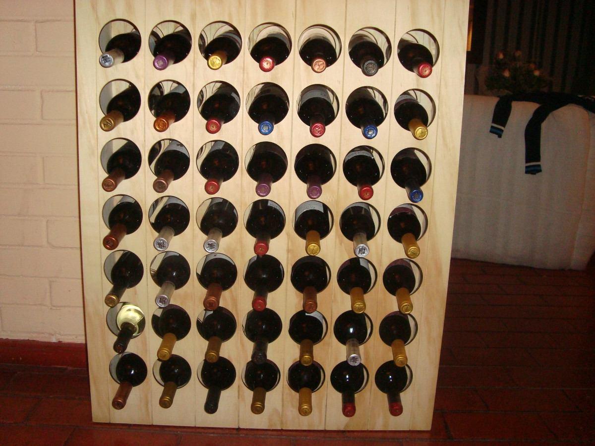 Cava para guardar botellas de vino capacidad 49 botellas - Cavas de vino para casa ...