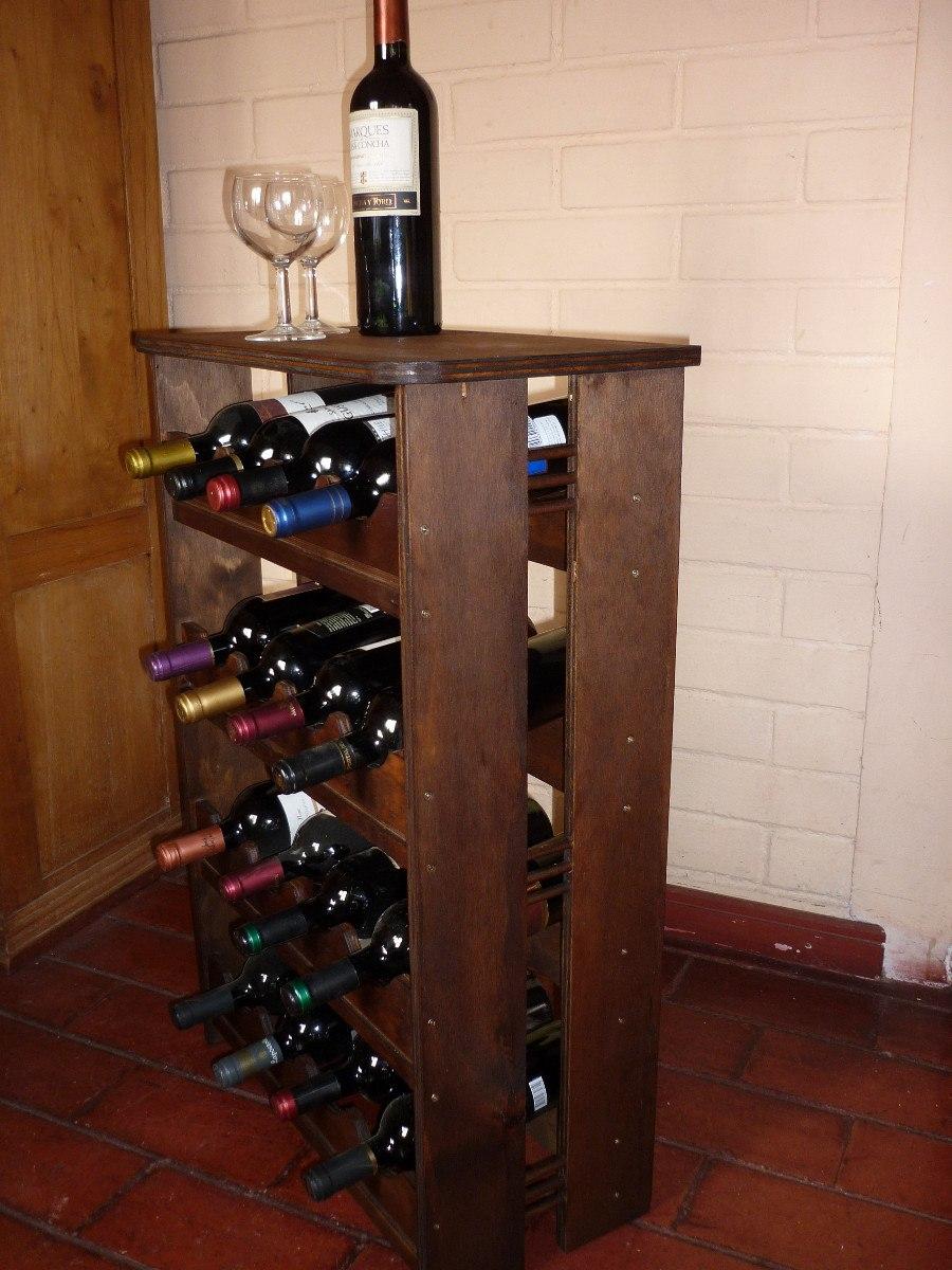 Cava Para Vinos Modelo Tudor Capacidad 16 Botellas  $ 42000 en