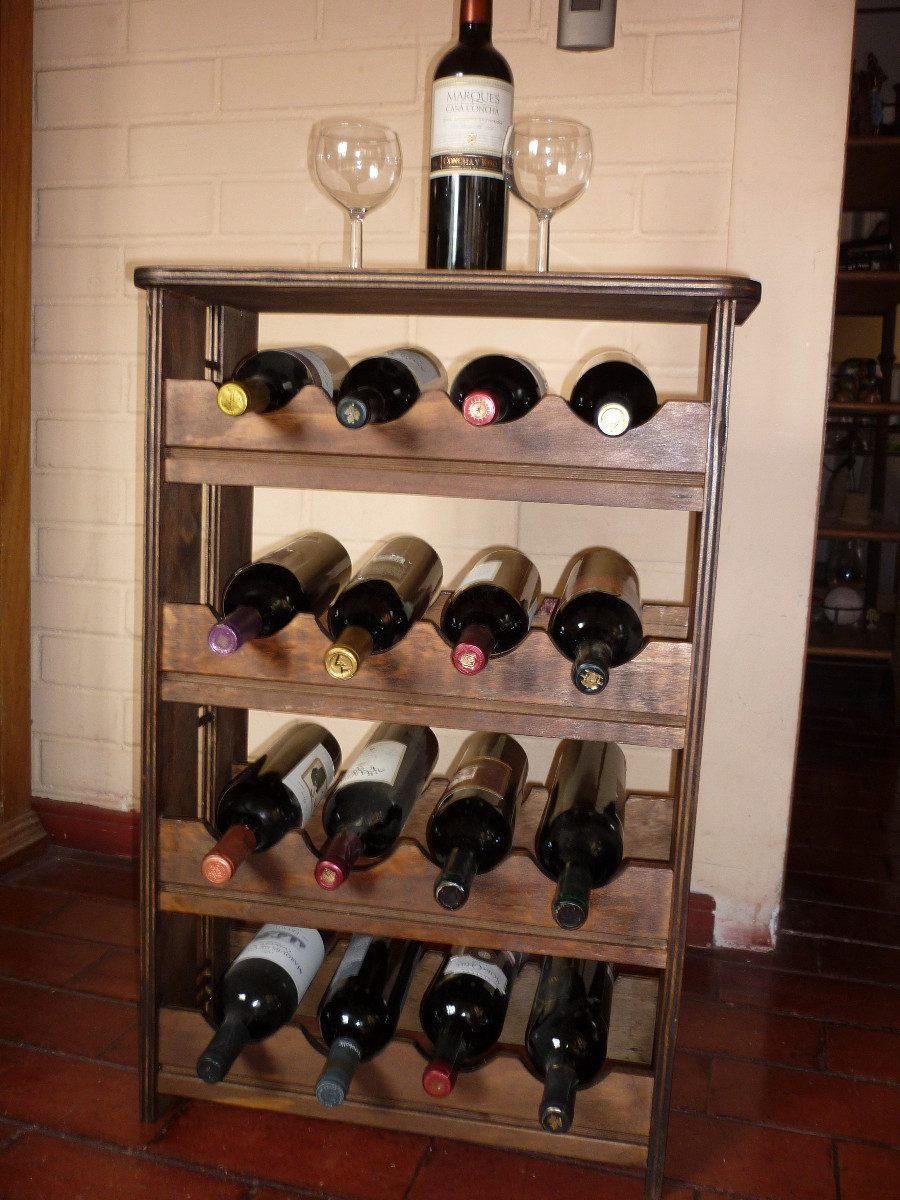 Cava para vinos modelo tudor capacidad 16 botellas en mercado libre - Cavas de vino para casa ...