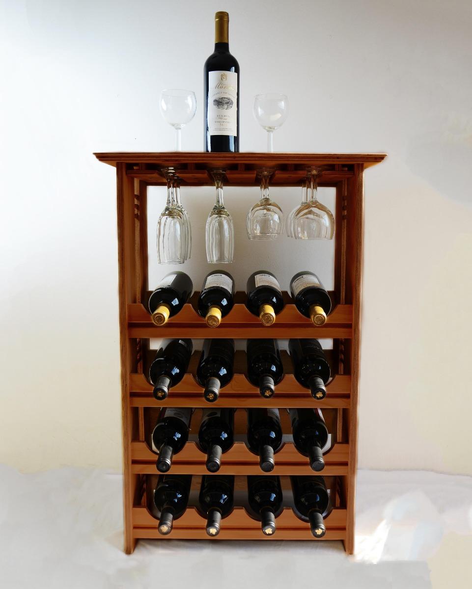 Muebles artesanales para vinos 20170731002101 - Muebles artesanales de madera ...