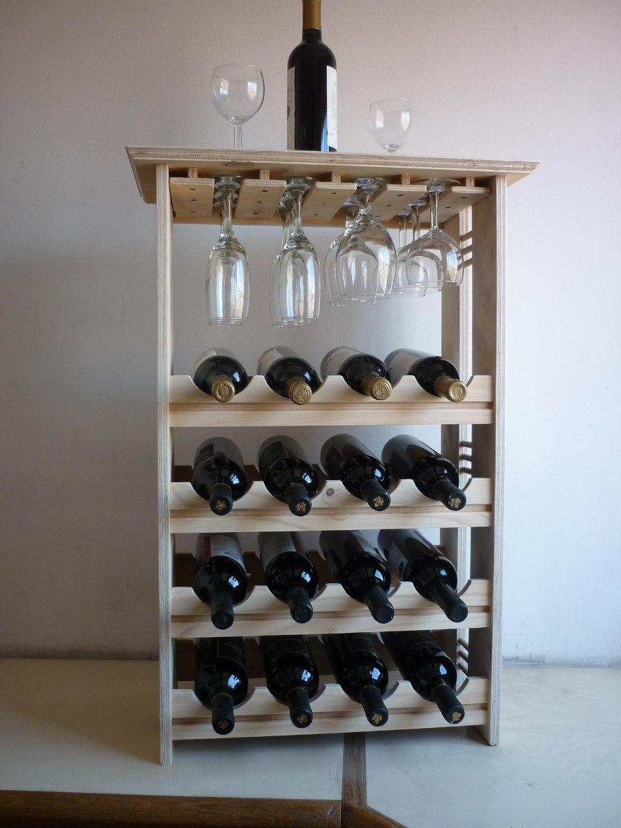 Cava para vinos modelo tudor con copero en mercado libre - Muebles para vino ...