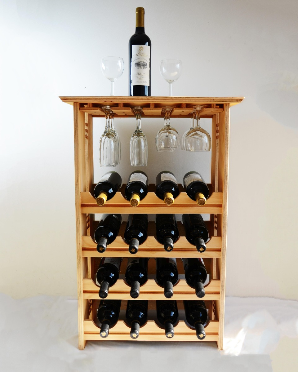 Muebles artesanales para vinos 20170731002101 for Muebles artesanales
