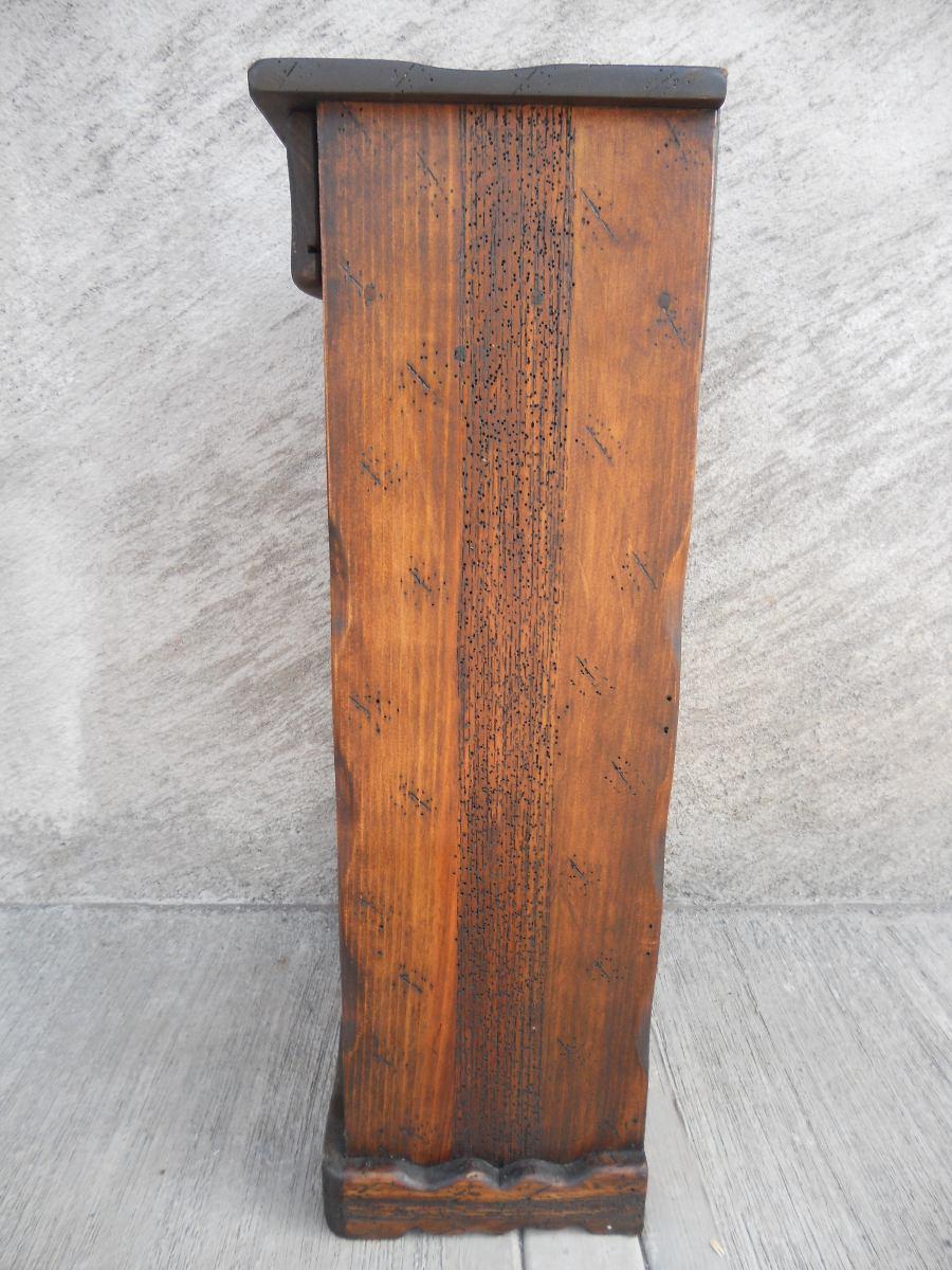 Cava para vinos r stica madera de pino apolillada - Tratamiento para madera de pino ...