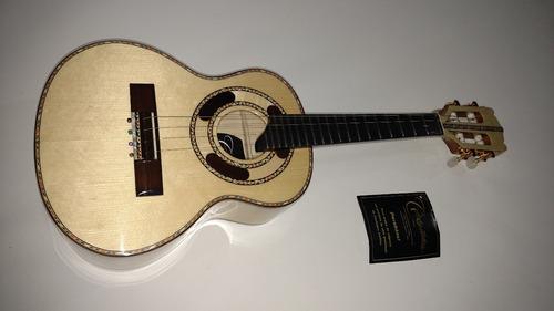 cavaco carlinhos luthier n5 faia novo com garantia