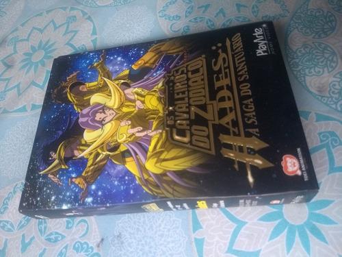 cavaleiros do zodiaco dvd's