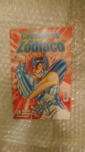 cavaleiros do zodíaco nº 20 - 2ª edição