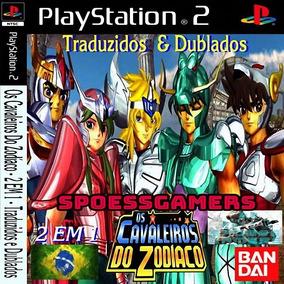 ZODIACO BAIXAR PS2 CAVALEIROS DO JOGO PARA