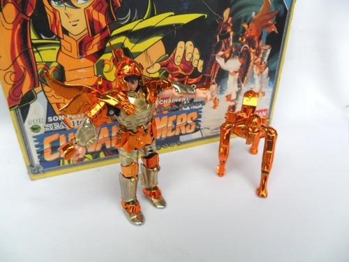 cavaleiros zodíaco boneco