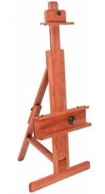 cavalete de pintura estúdio campo trident 12334