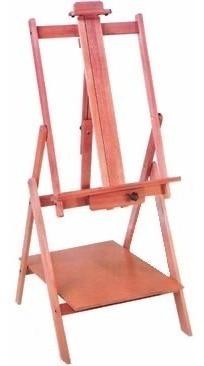 cavalete de pintura trident articulado 12338