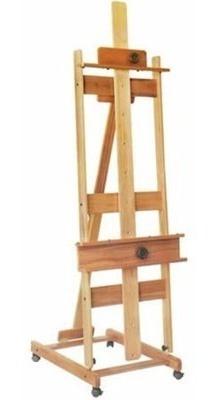 cavalete de pintura trident profissional 12332