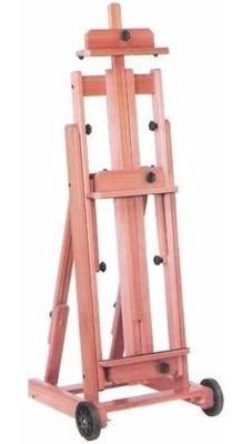 cavalete de pintura trident versátil 12335