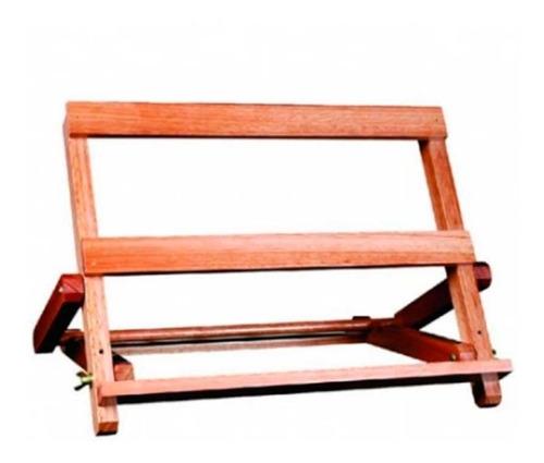 cavalete mesa para aquarela pintura exposição trident 12018