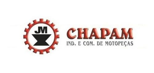 cavalete suspensao moto trail (nx 400 falcon) chapam - es168