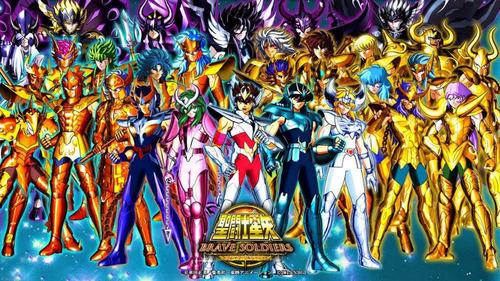 cavalheiros do zodiacos 04 série completas