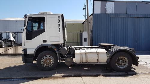 cavallino 2010 320hp tractor permt financ zaccocamiones