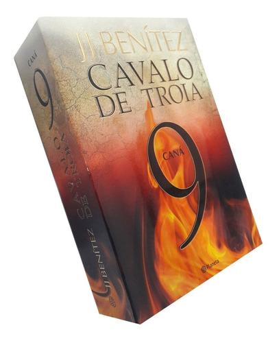 cavalo de troia caná 9 j. j. benítez 1.040 páginas