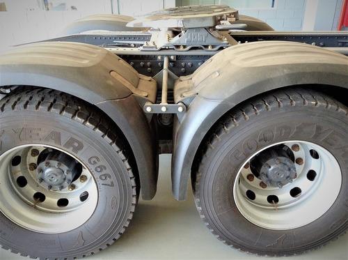 cavalo mecanico daf xf 105.510 6x4 bug leve 2016 completo