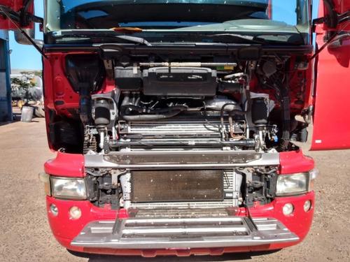 cavalo mecanico scania g420 a 6x4 (bogie leve) 2011/2012 vt