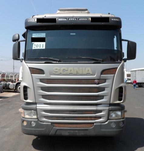 cavalo mecanico scania g420 a 6x4 (rodoviário) 2011/2011