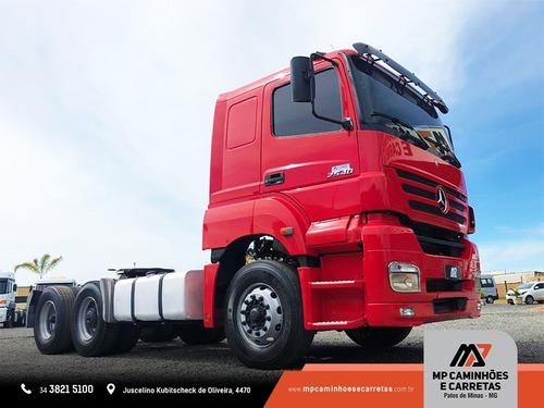 cavalo mecânico mercedes benz 2540 s mp caminhões e carretas